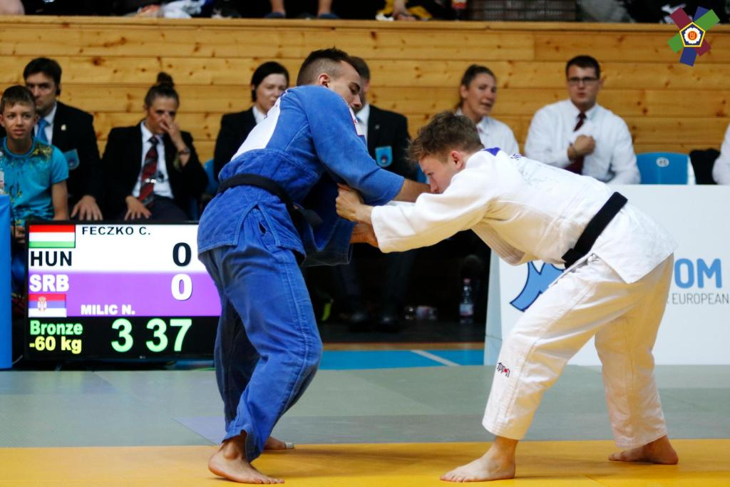 NEW HISTORY IN THE MAKE AT PAKS JUNIOR EUROPEAN CUP