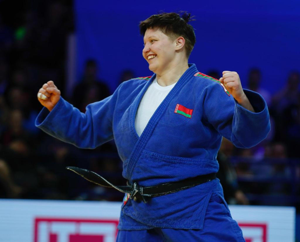 POTENTIAL FOR SLUTSKAYA TO TAKE SECOND EUROPEAN TITLE AT HOME
