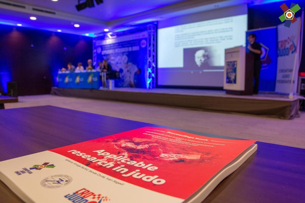 'APPLICABLE RESEARCH IN JUDO' - THE FUTURE OF SCIENCE IN JUDO