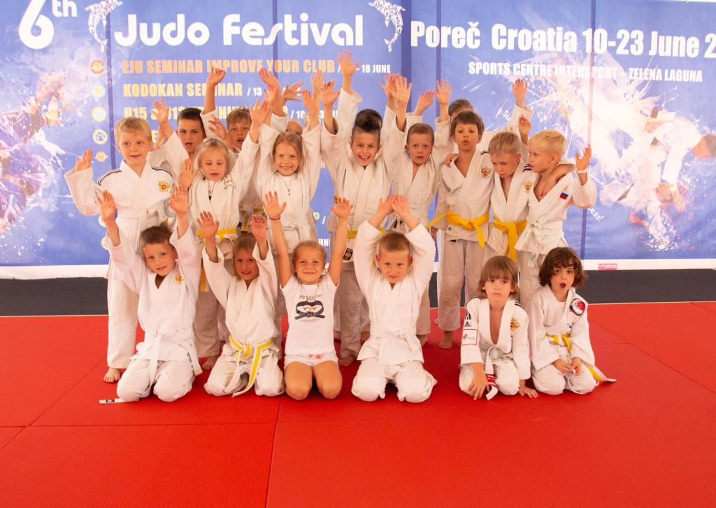 JUDO FESTIVAL FAMILY CAMP ATTRACTS MORE THAN EVER BEFORE