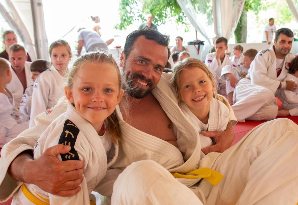 ALL AGES, ALL LEVELS AT JUDO FESTIVAL - SEE YOU IN POREC 2020