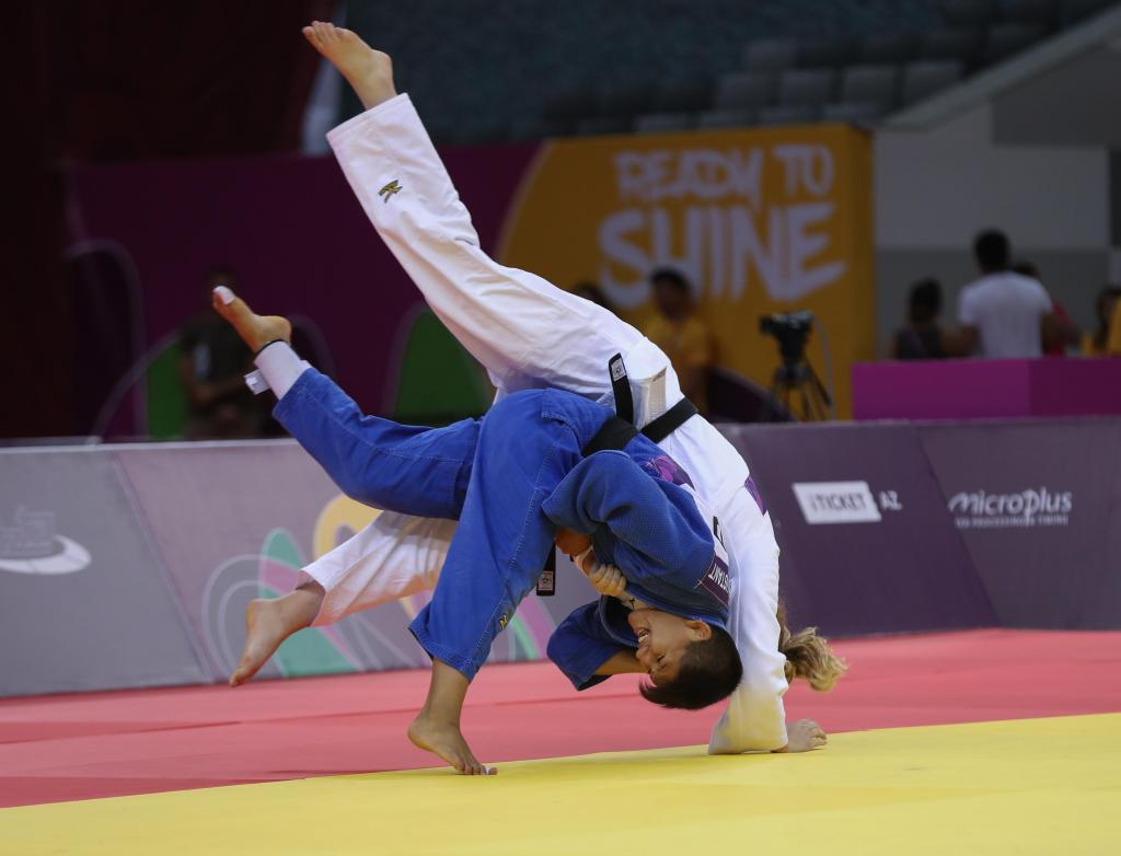 TSUNODA ROUSTANT TAKES BLINDING GOLD IN THE EUROPEAN YOUTH OLYMPIC FESTIVAL