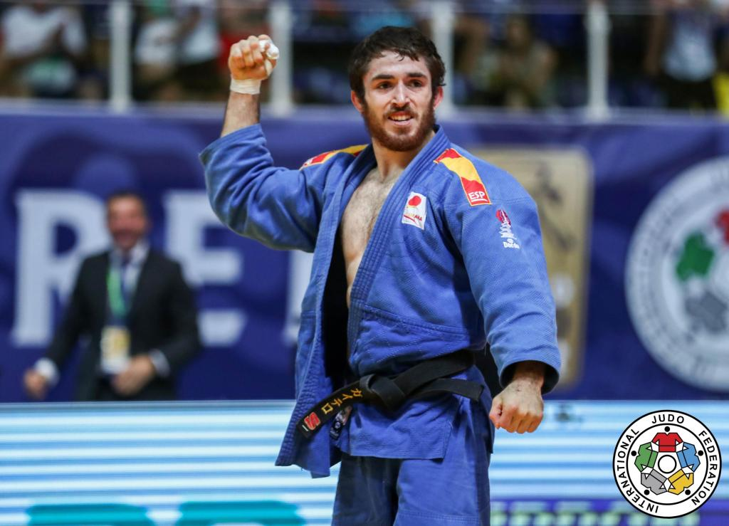 GAITERO GEARS UP FOR TOKYO WITH GRAND PRIX GOLD IN ZAGREB
