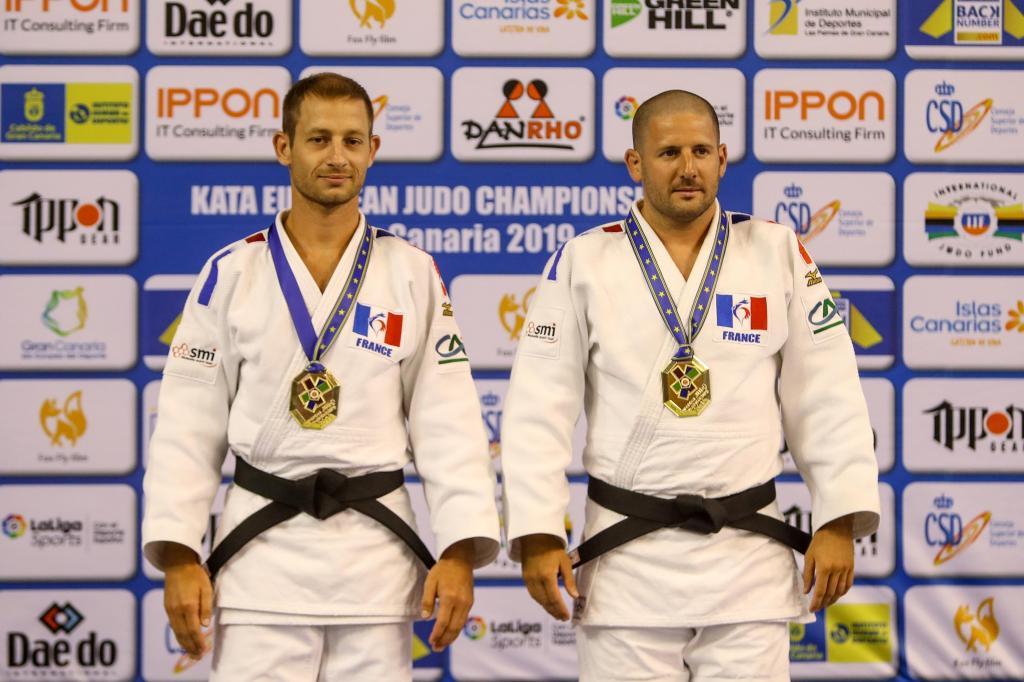 FRENCH REIGN SUPREME IN KATA EUROPEAN CHAMPIONSHIPS 2019