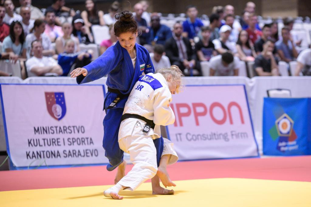 ISRAEL JUNIOR TEAM LEAVES SARAJEVO WITH TOP MARK