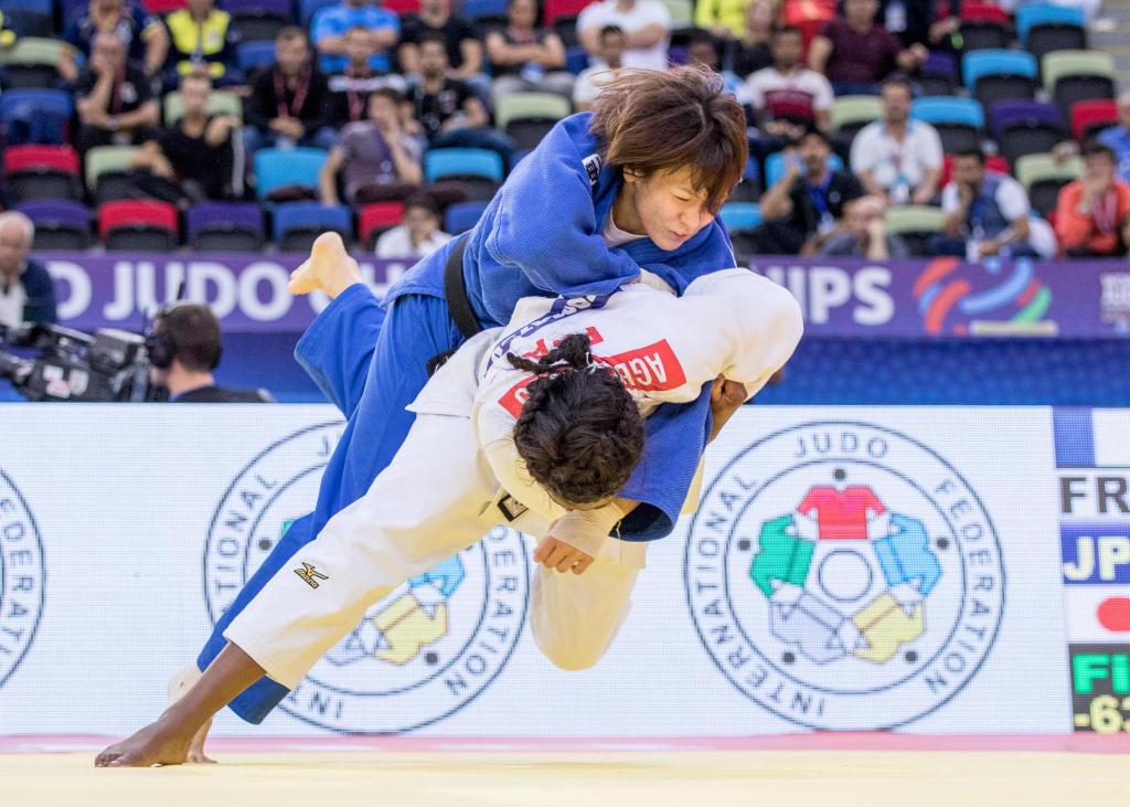 FRENCH SUPERSTAR SET TO TRIUMPH IN HOME OF JUDO