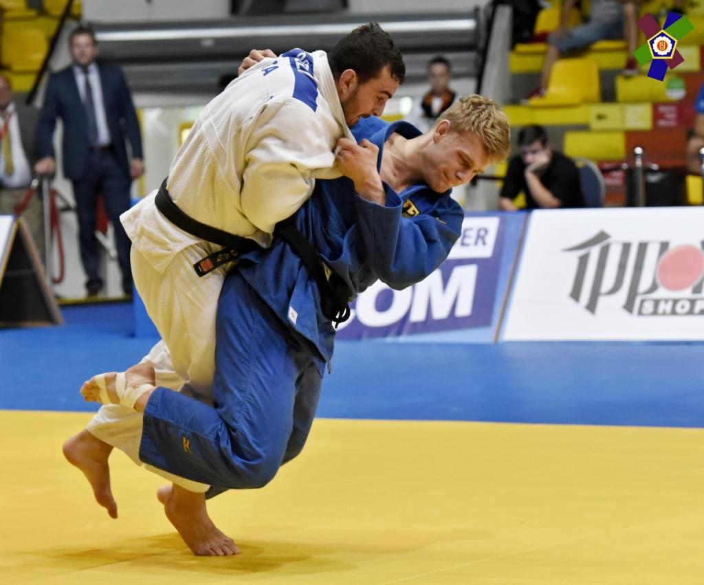 BRATISLAVA IS SET FOR ANOTHER JUDO CUP