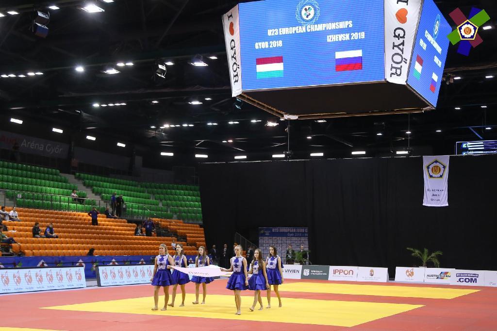 IZHEVSK TO HOST FIRST INTERNATIONAL TOURNAMENT FOR U23 EUROPEAN CHAMPIONSHIPS