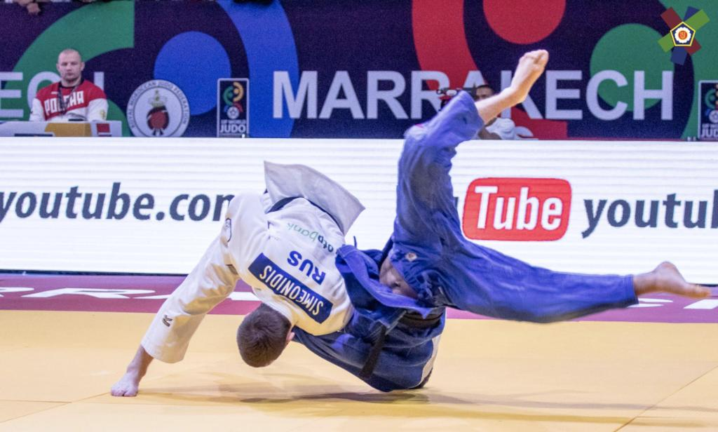 SIMEONIDIS TAKES FIRST GOLD FOR RUSSIA AND EUROPE IN JUNIOR WORLD CHAMPIONSHIPS