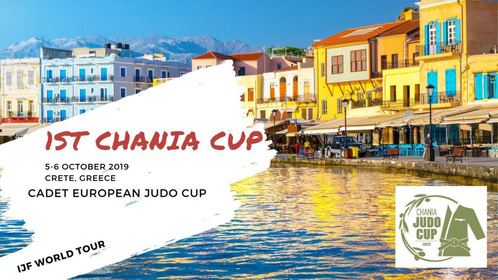 CHANIA TO HOST INAUGURAL EUROPEAN CUP FOR PROMISING CADETS