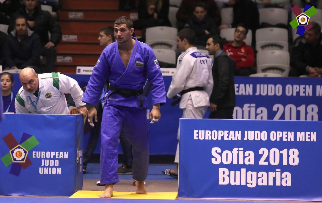 MENS EUROPEAN OPEN RETURNS TO SOFIA
