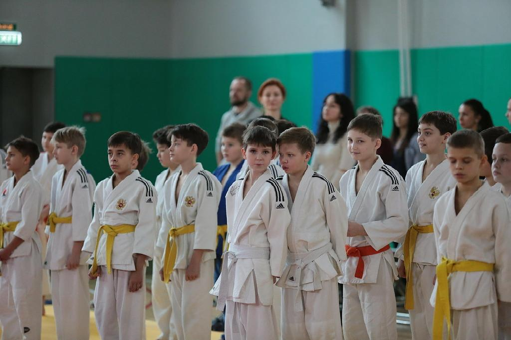 JUDO SCHOOLS LEAGUE TEST EVENT
