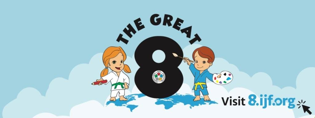 THE GREAT 8: JUDO VALUES WITH THE IJF