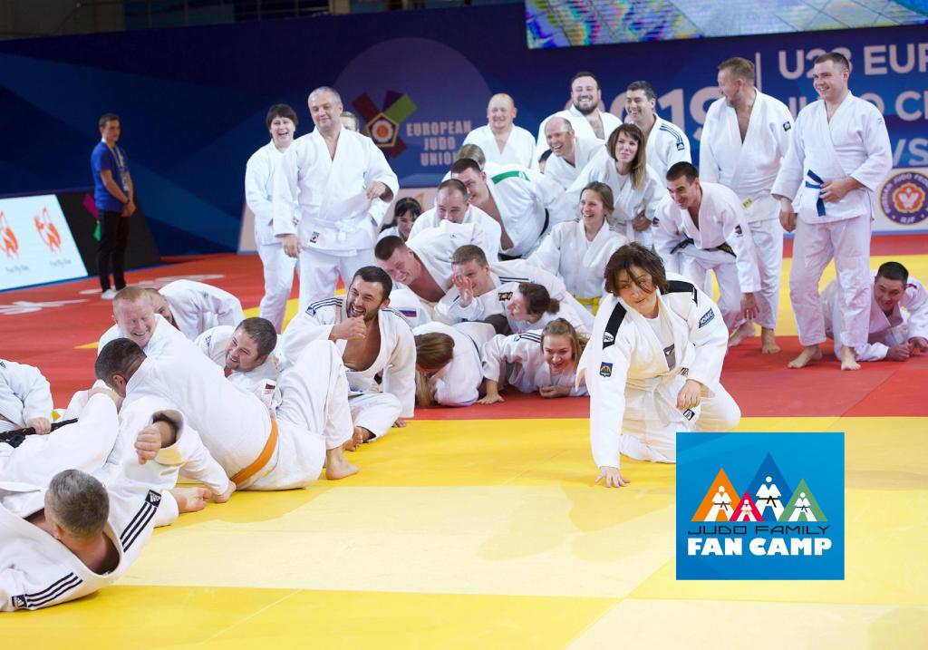 JUDO FESTIVAL AND FAMILY FAN CAMP UPDATE