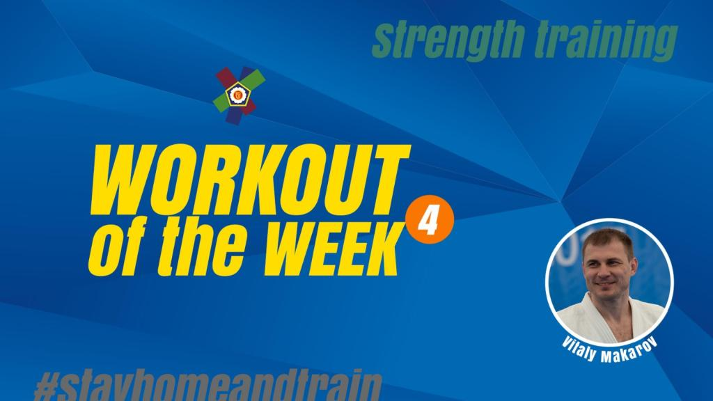 WORKOUT OF THE WEEK 4: VITALY MAKAROV