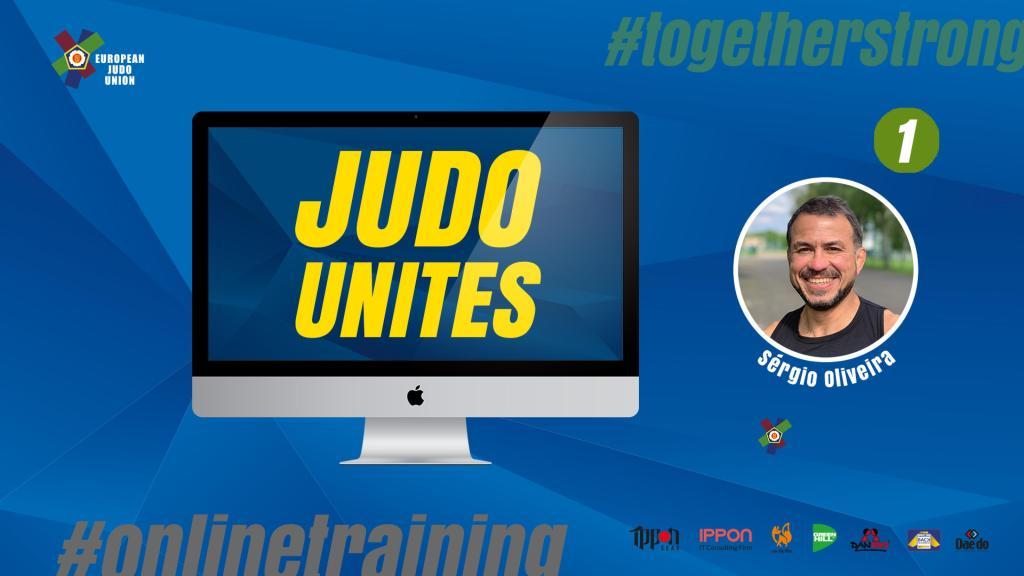 JUDO UNITES WITH SERGIO OLIVEIRA