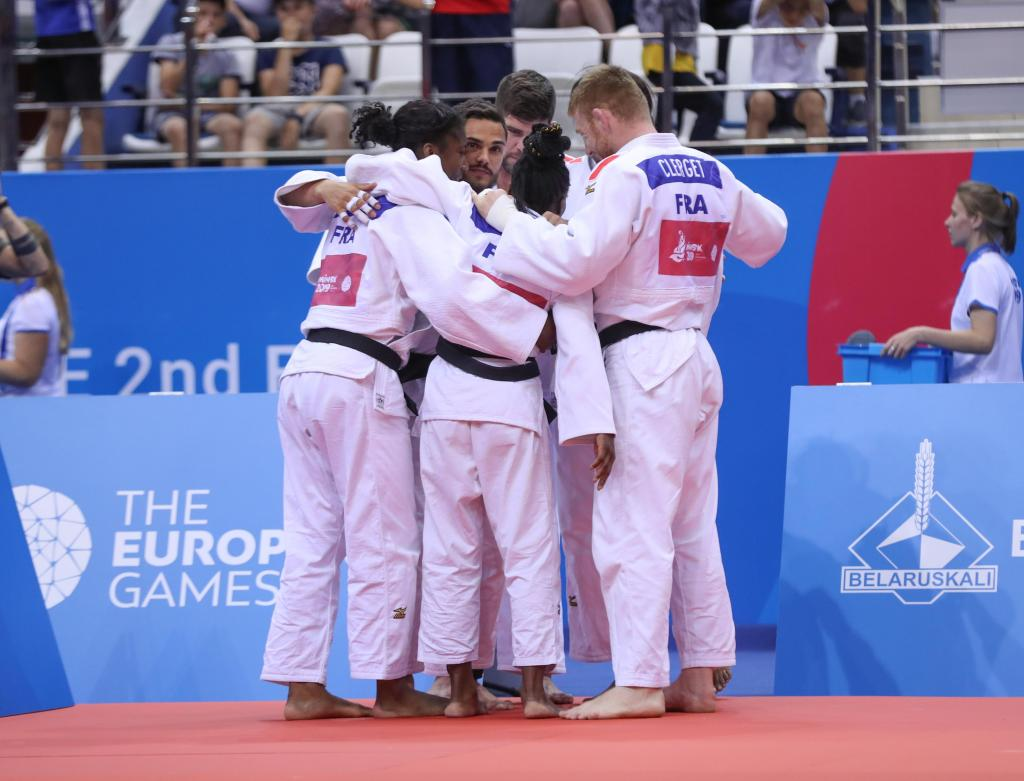 TEAM TITLE MAY PROVE TOUGHEST OLYMPIC GOLD TO TAKE