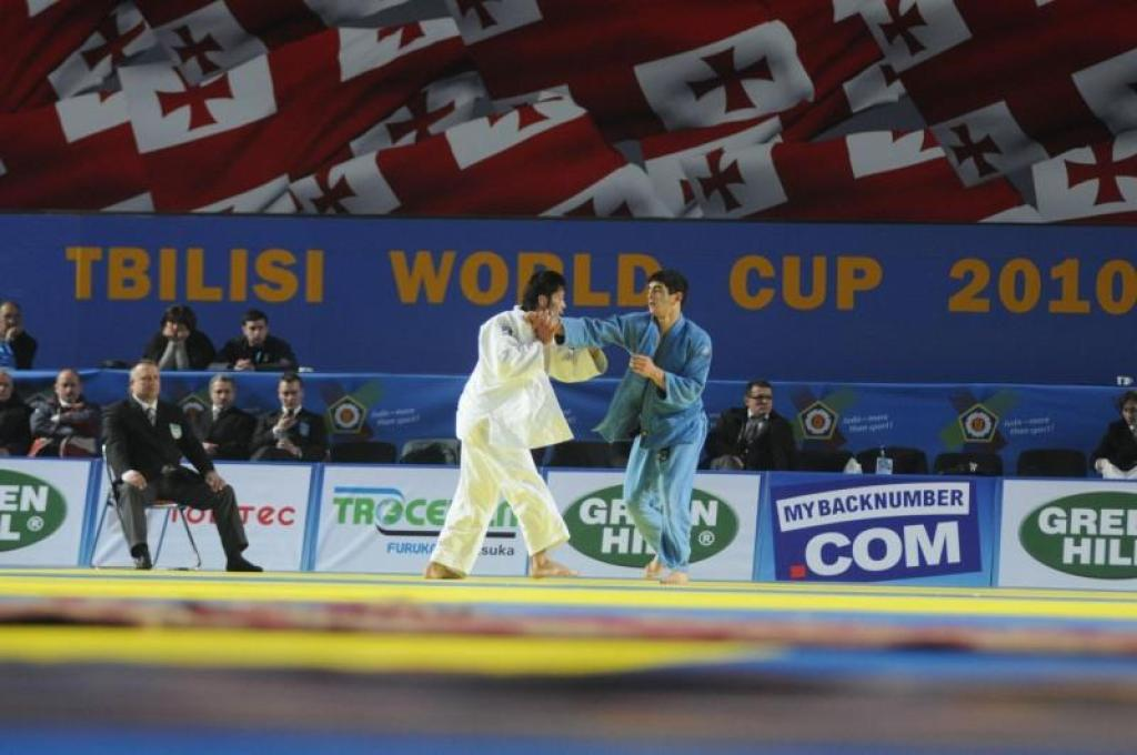 TOUR TAKES ROOT AS JUDO GROWS IN STATURE