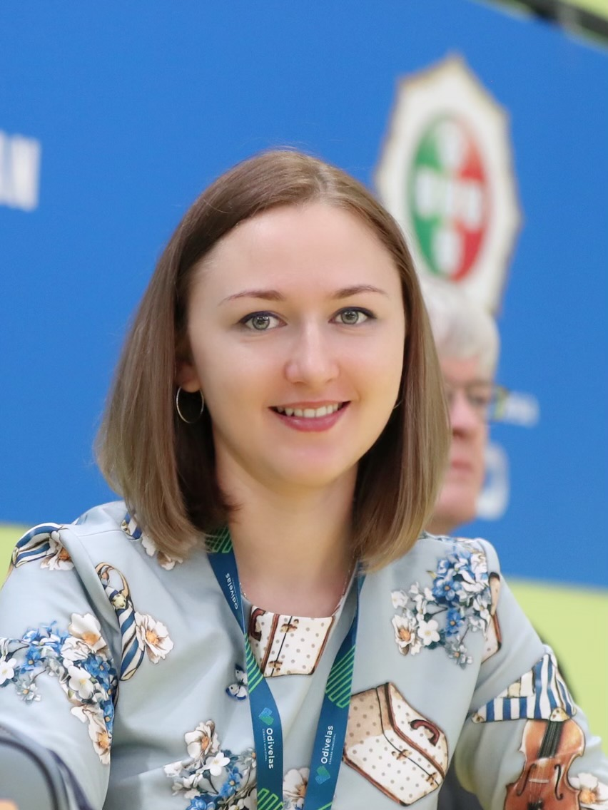 Ms. Alena Yurchenko