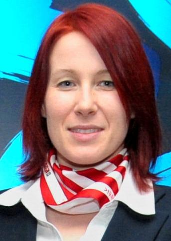 Ms. Martina Ziehengraser