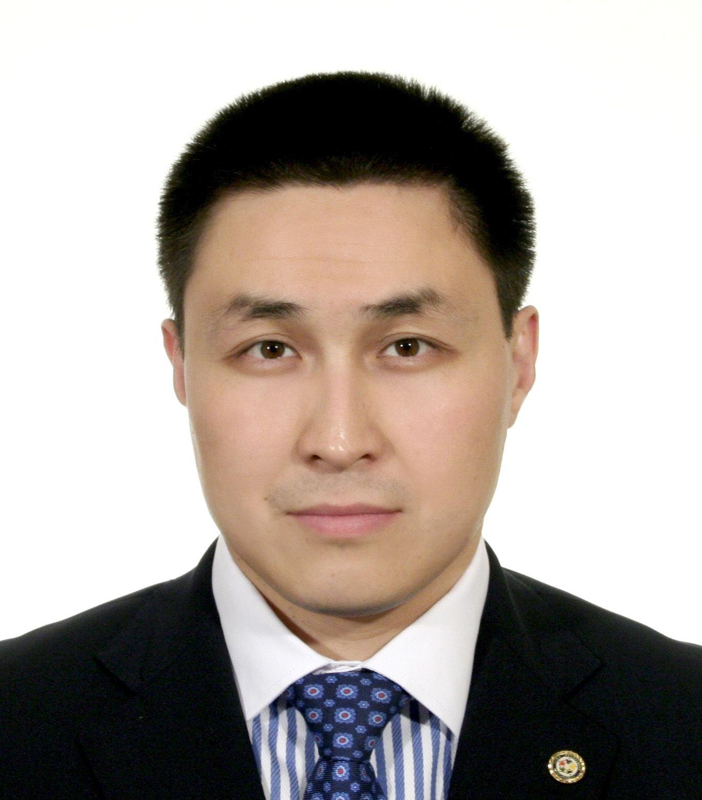 Mr. Almaz Alsenov