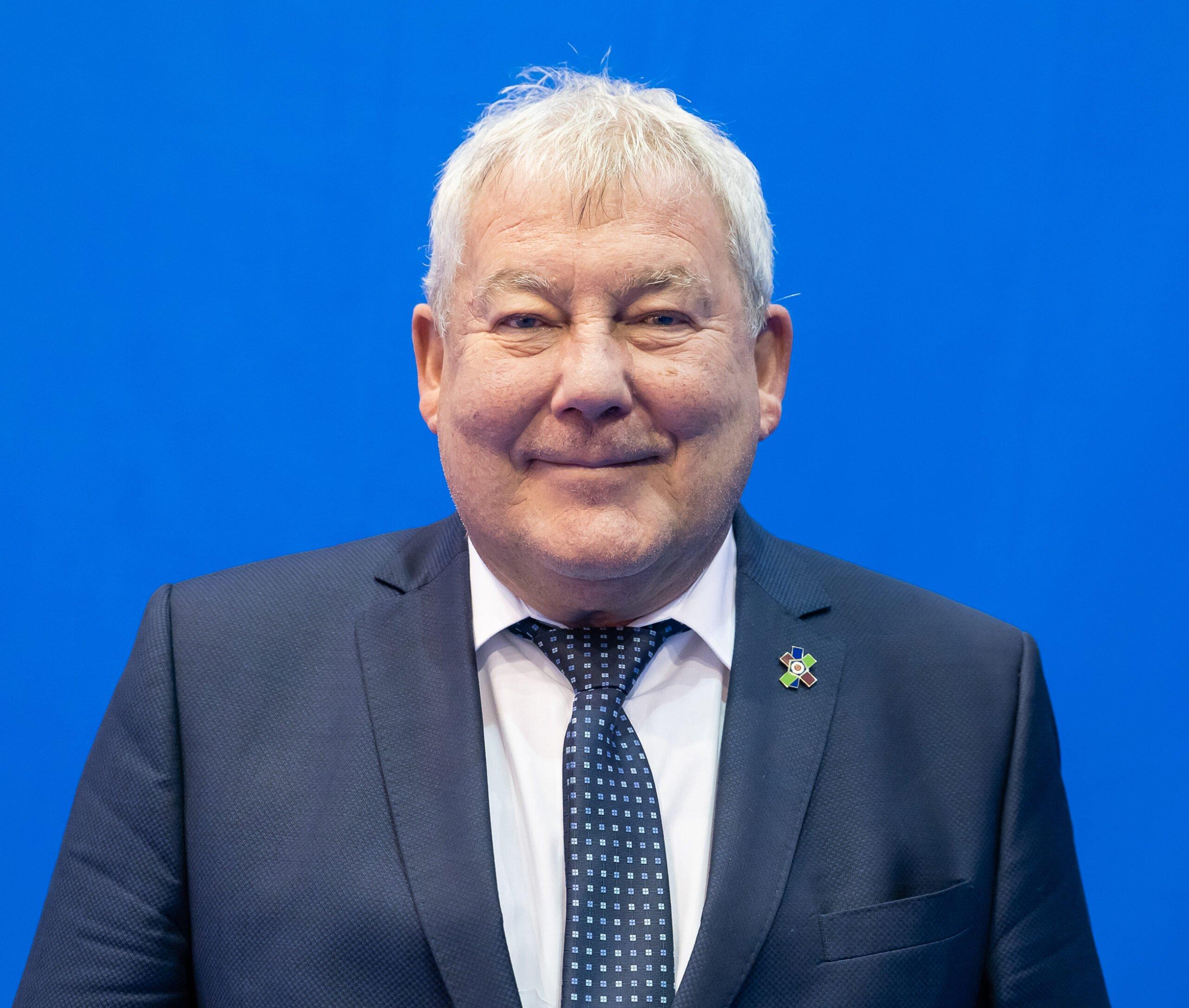 Mr. Albert Gmeiner