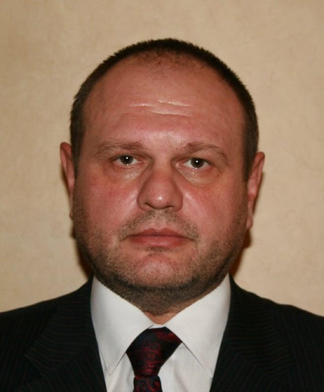 Mr. Yury Krishchuk