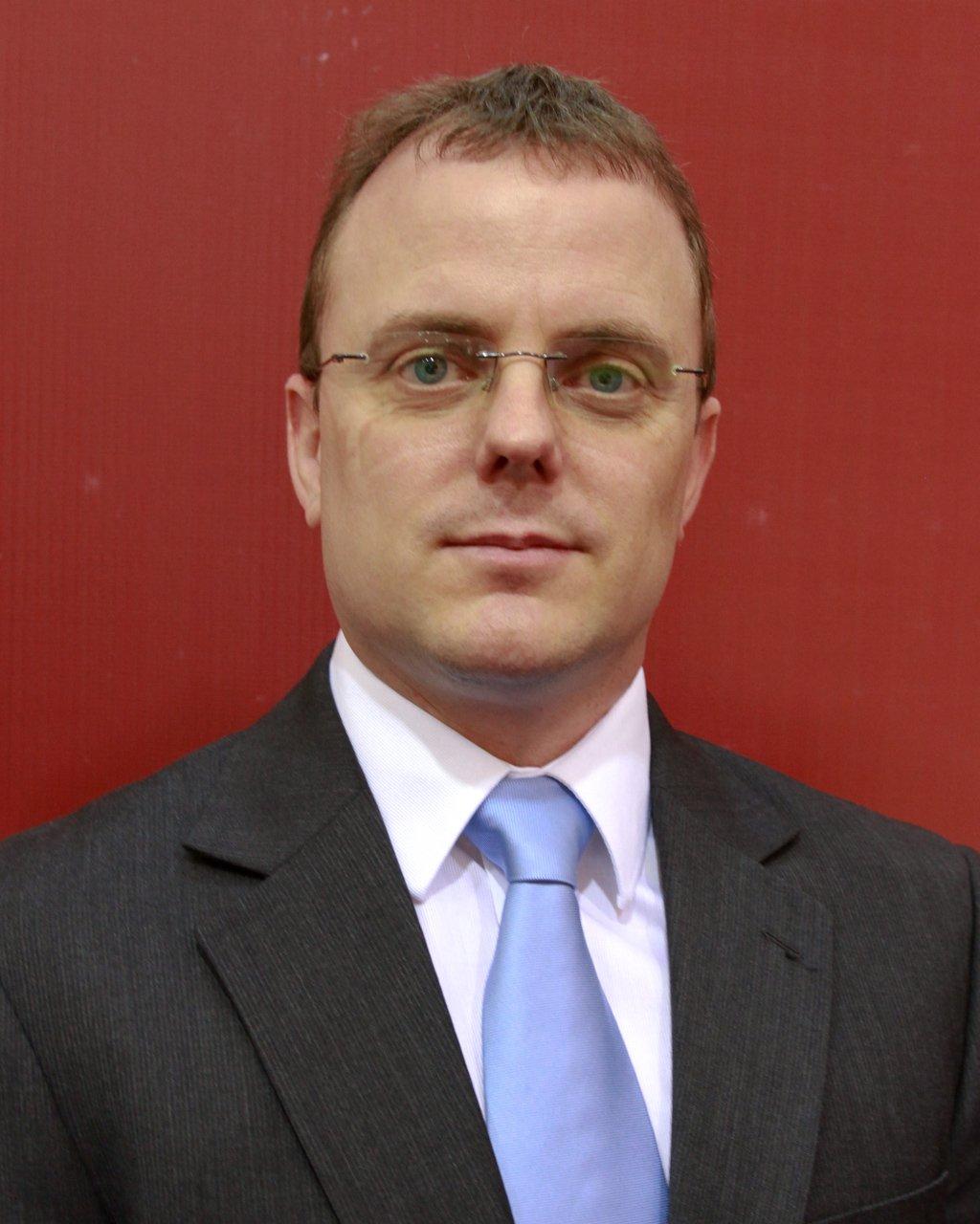 Mr. Marc Hampel