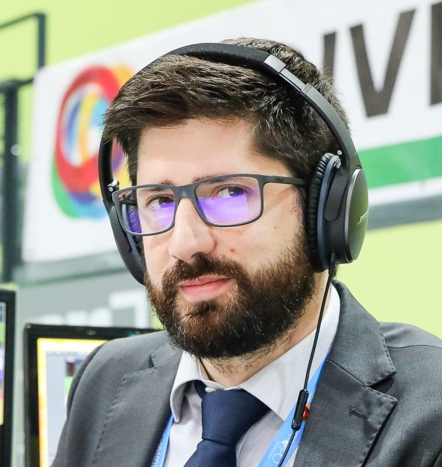 Mr. Carlos Ferreira