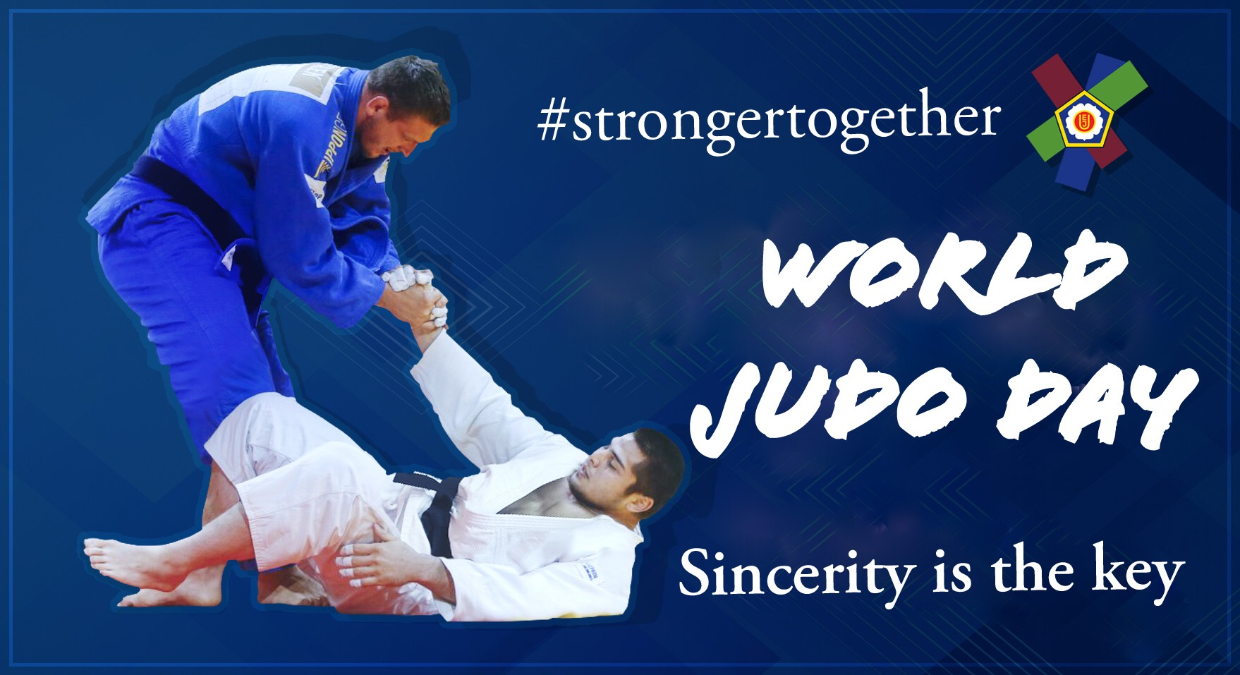 Happy World Judo Day!