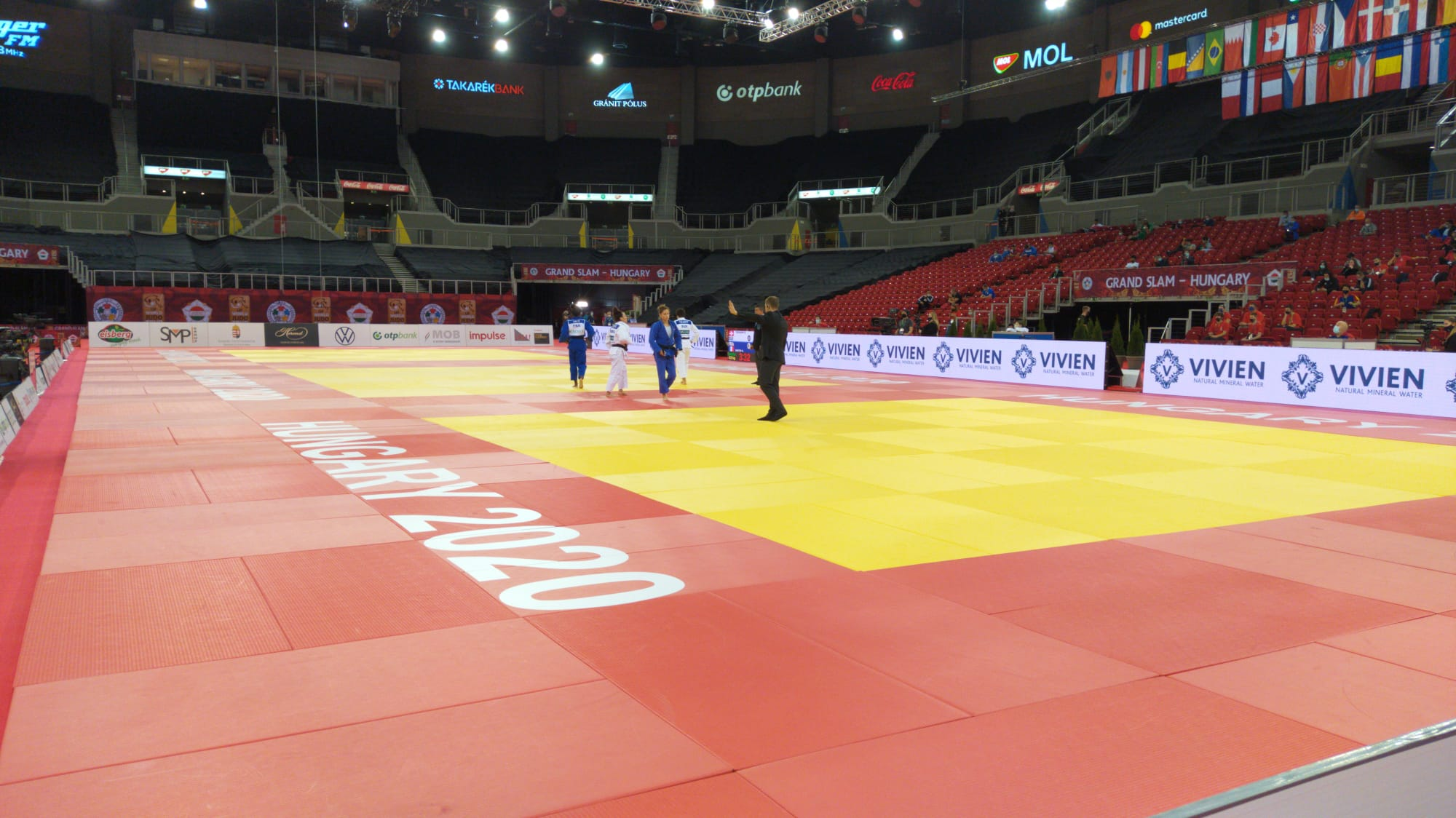HUNGARY HOSTS THE RETURN OF THE IJF TOUR