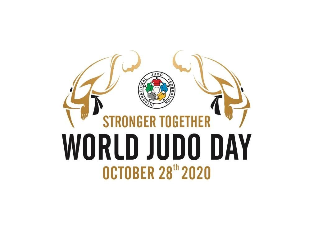 World Judo Day 2020 - Stronger Together