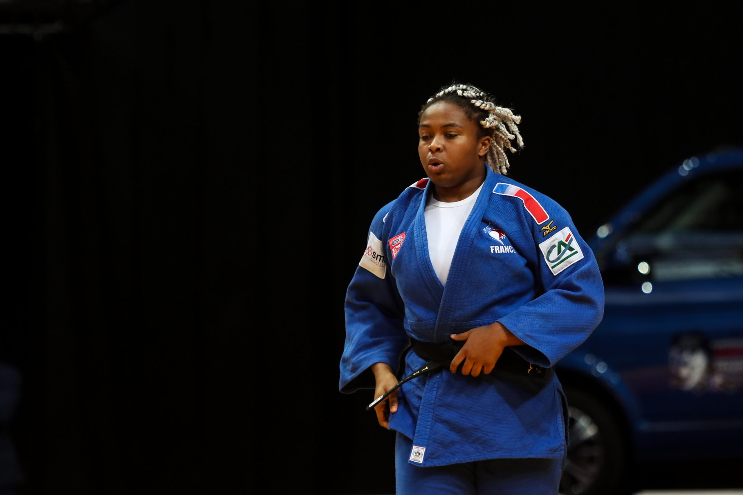MALONGA AND DICKO COMPLETE FIVE-COUNT GOLD HAUL FOR FRENCH