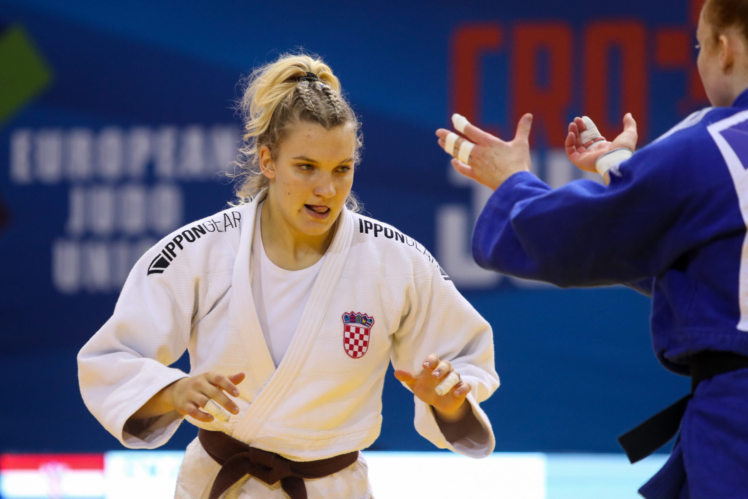 CROATIA DELIGHTED WITH UNEXPECTED GOLD FROM CVJETKO