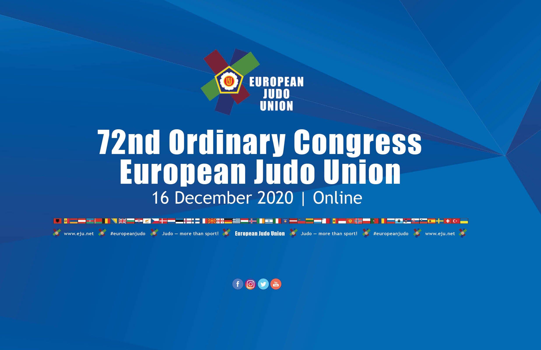 72nd EJU ORDINARY CONGRESS 2020
