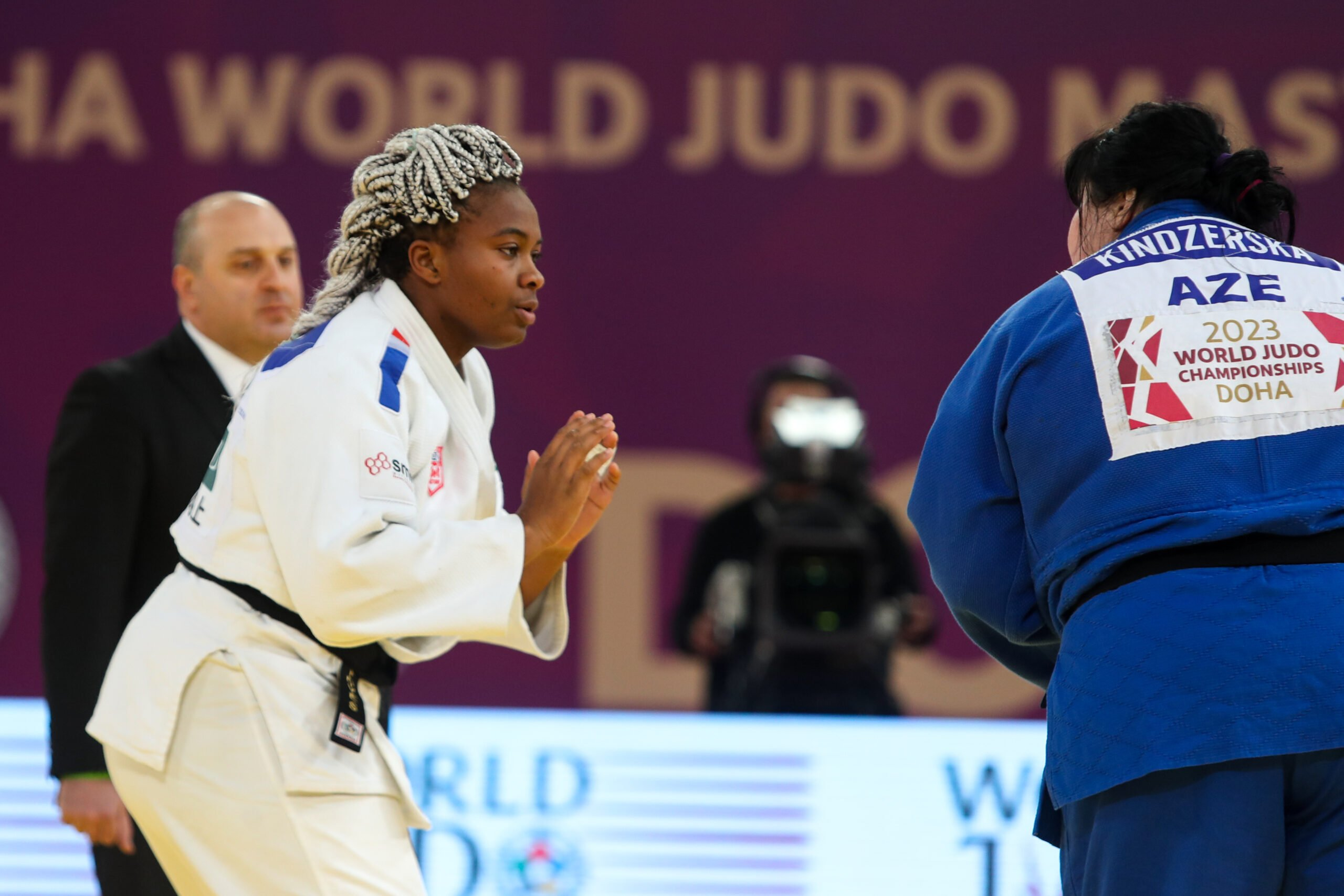 SUPER-HEAVYWEIGHTS TAKE CENTRE STAGE IN TBILISI