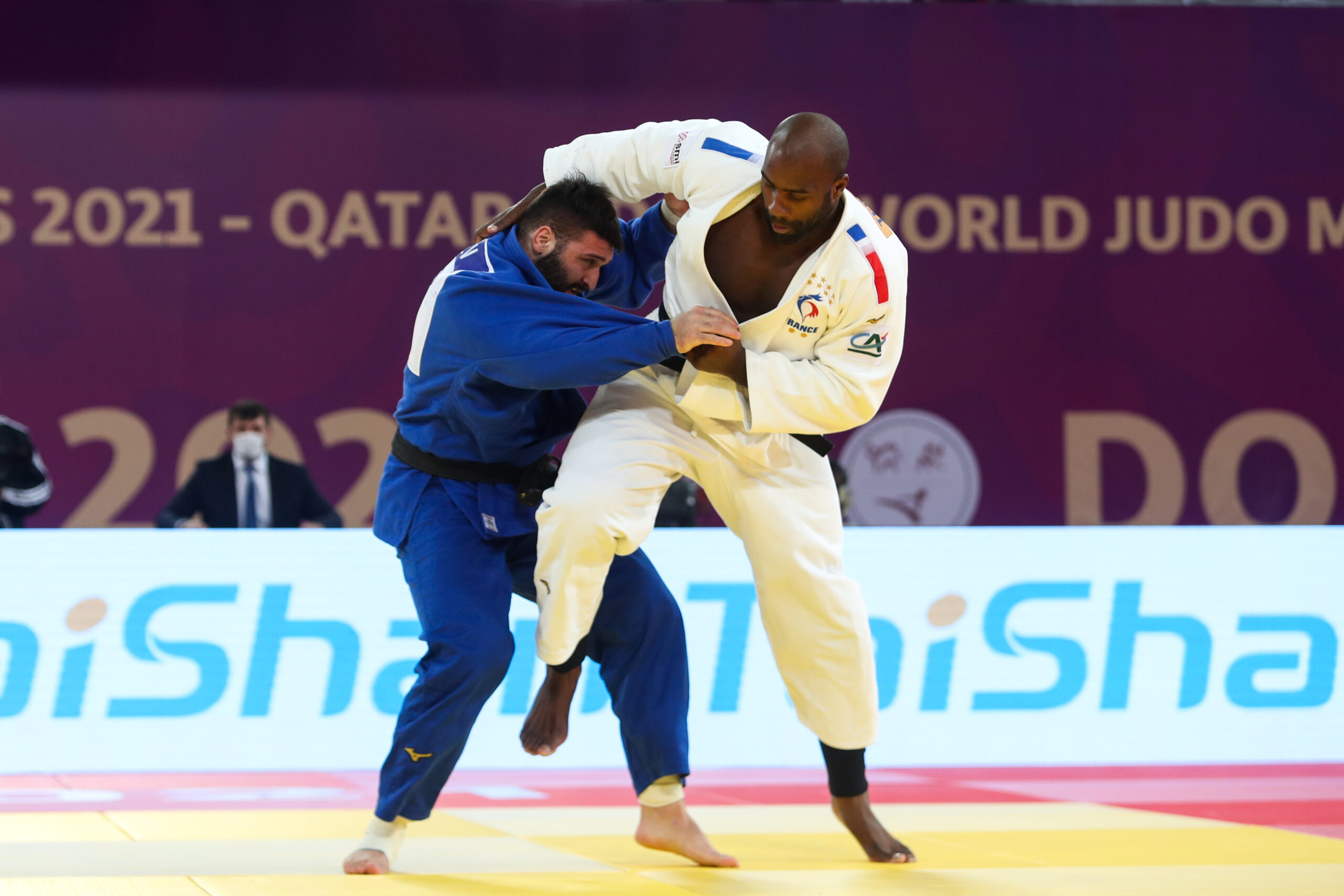 FRANCE POSE HUGE THREAT IN THE HEAVYWEIGHT CATEGORIES