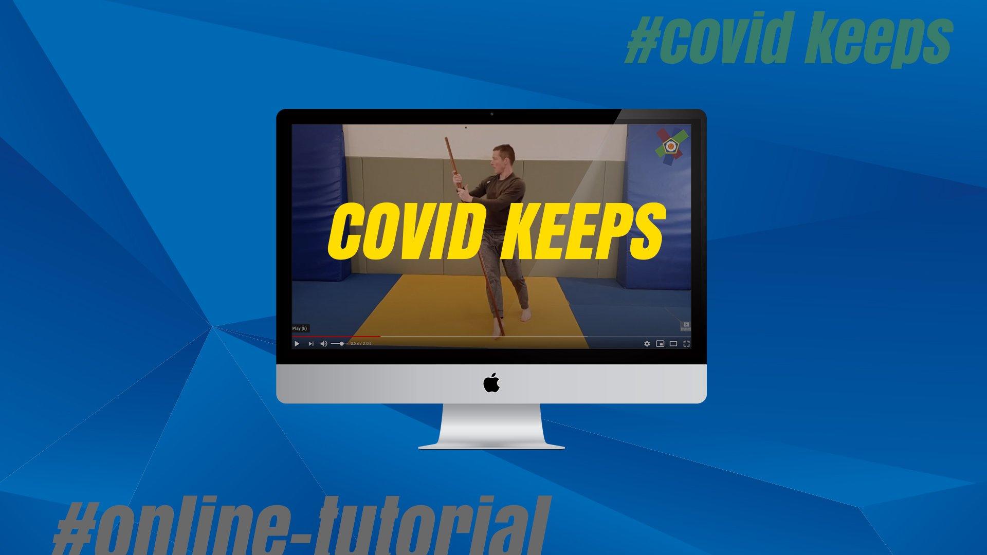 COVID KEEPS