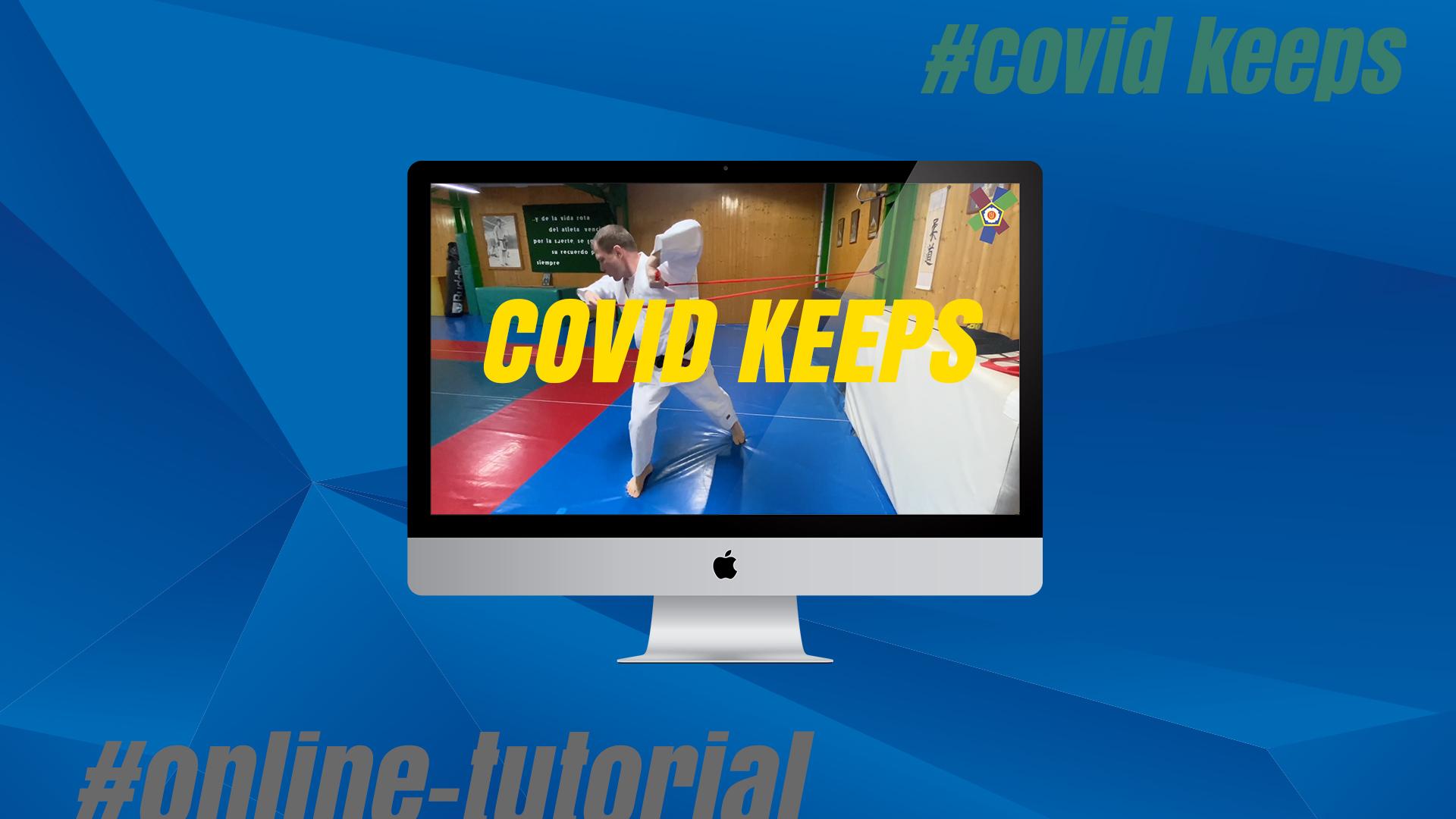 'COVID KEEPS' WITH VITALY MAKAROV