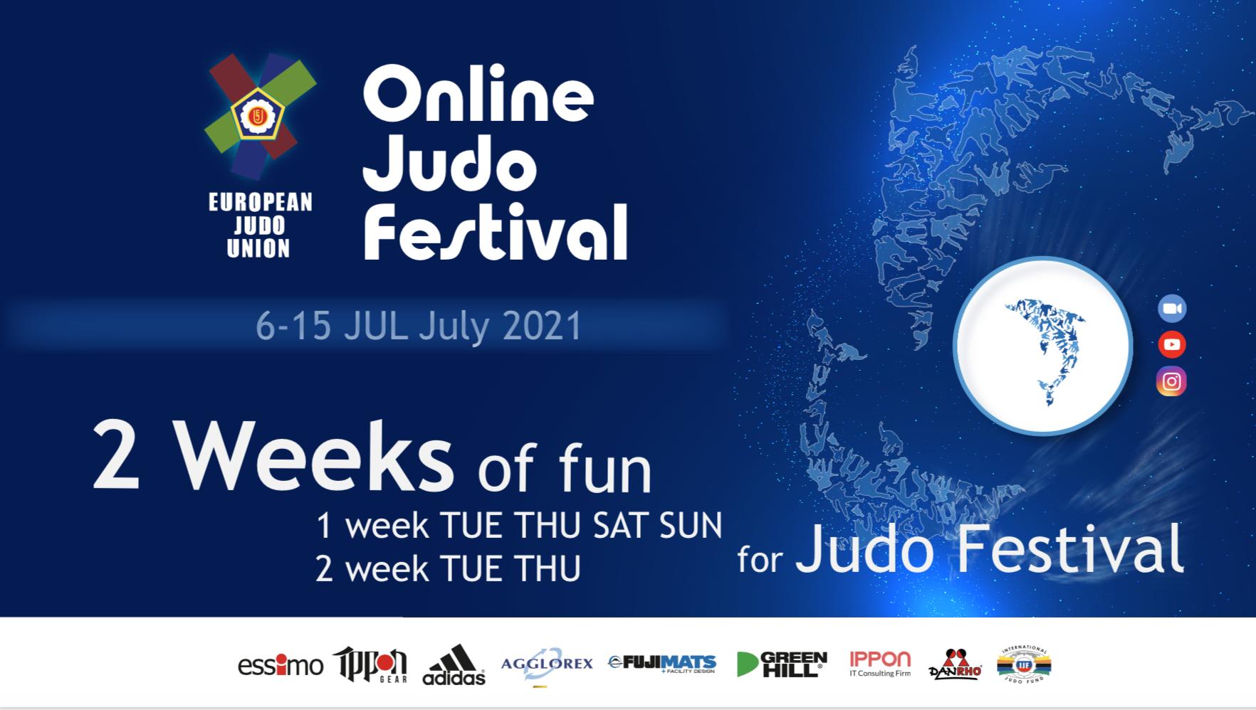 JUDO FESTIVAL 2021 COMES TO A CLOSE