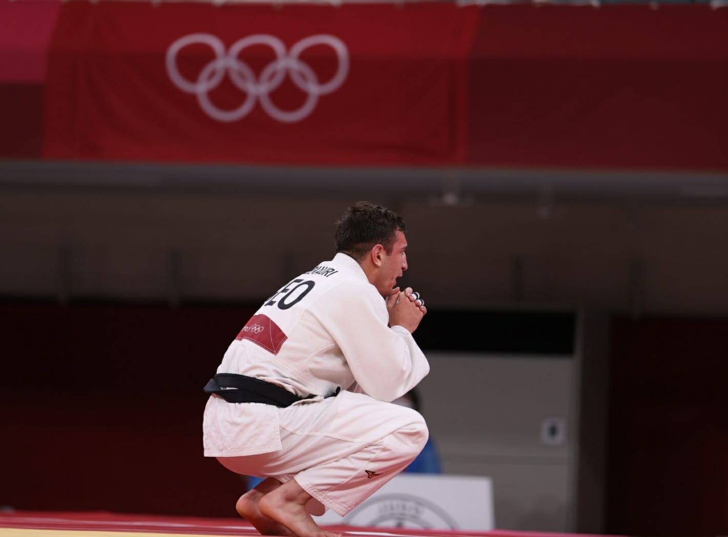 BEKAURI TAKES FIRST OLYMPIC TITLE FOR GEORGIA