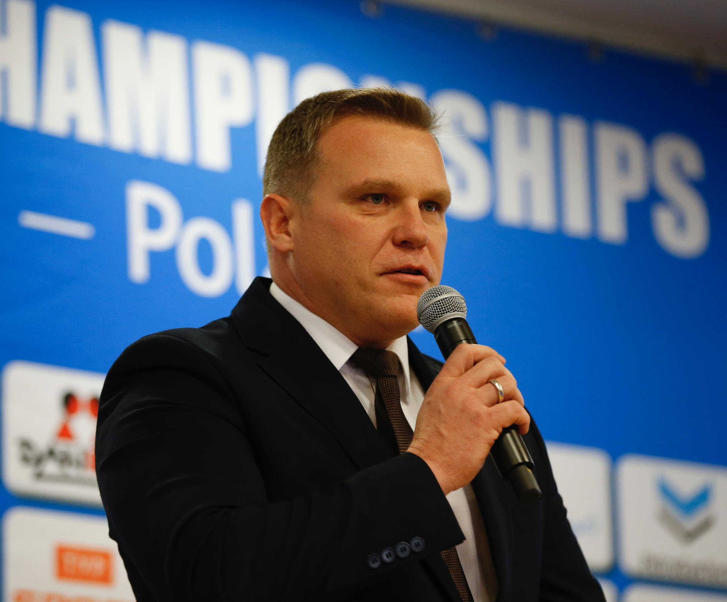 ZAWADKA RE-ELECTED IN POLAND