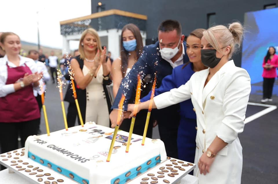 KOSOVO HOST SPECIAL GUESTS FOR GRAND OPENING OF NATIONAL CENTRE