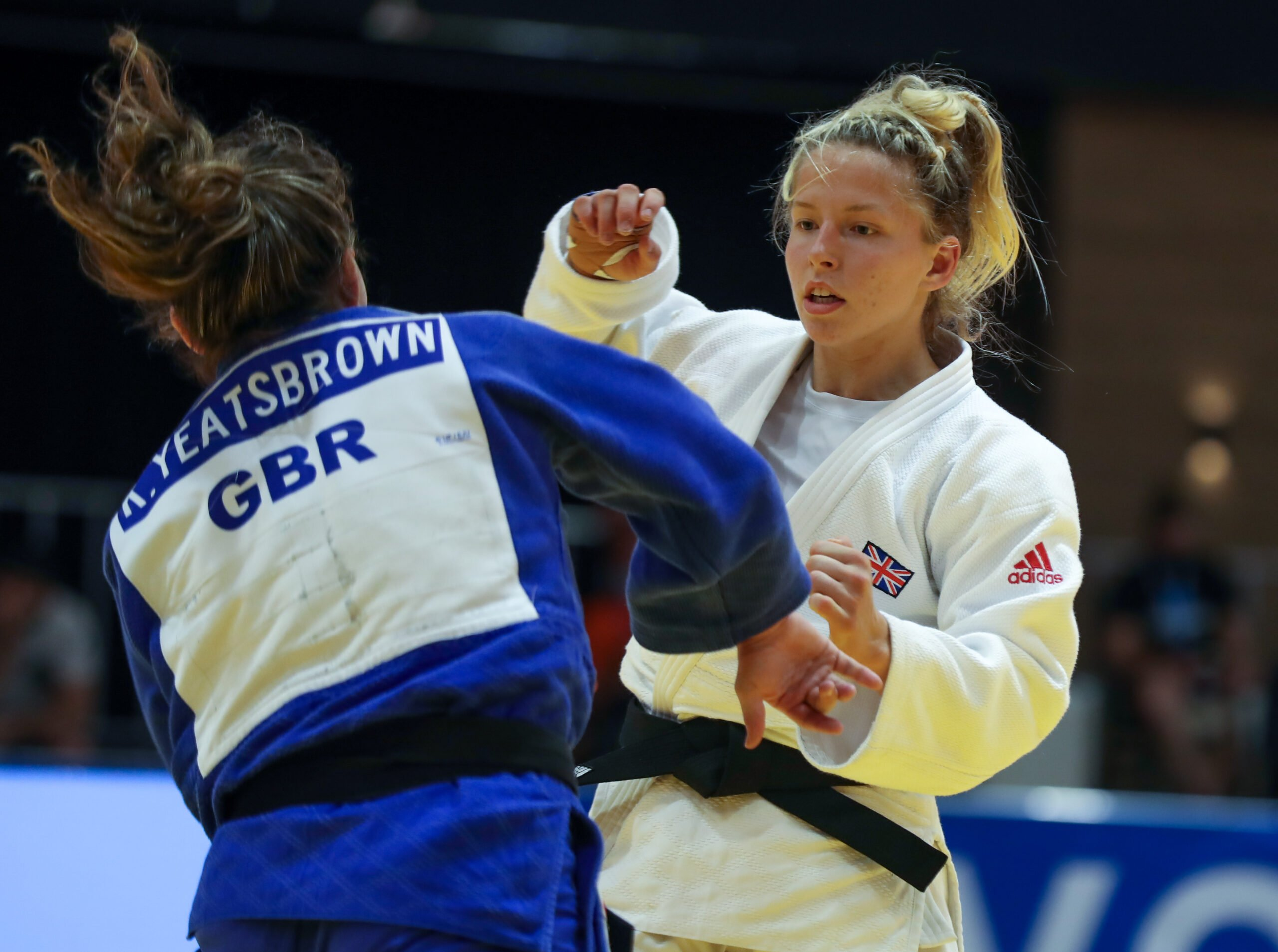 PETERSEN POLLARD AND PIETRI STEAL SHOW ON DAY TWO IN SARAJEVO