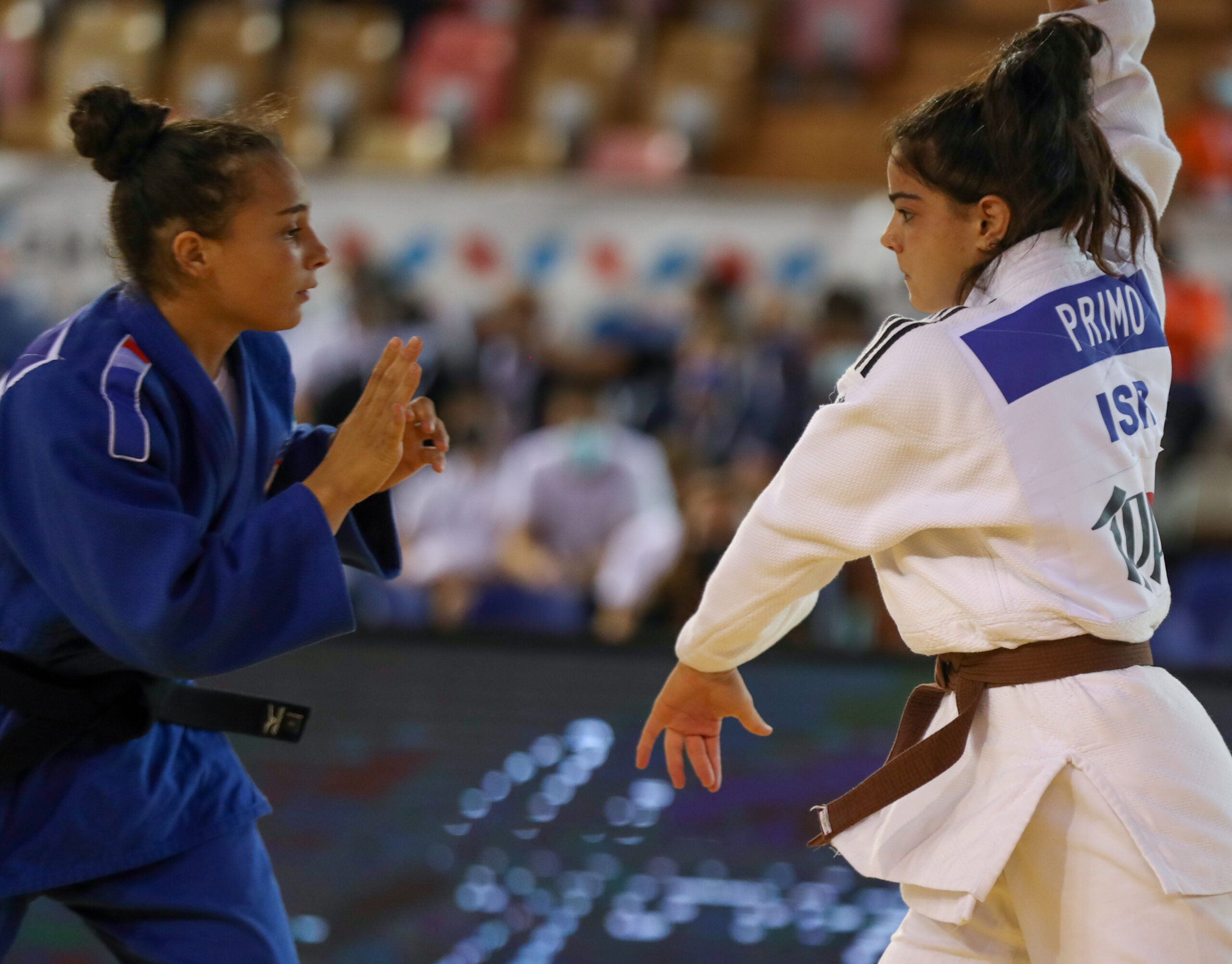 ISRAEL'S KEREM PRIMO CONTINUES HER EUROPEAN TITLE TAKEOVER