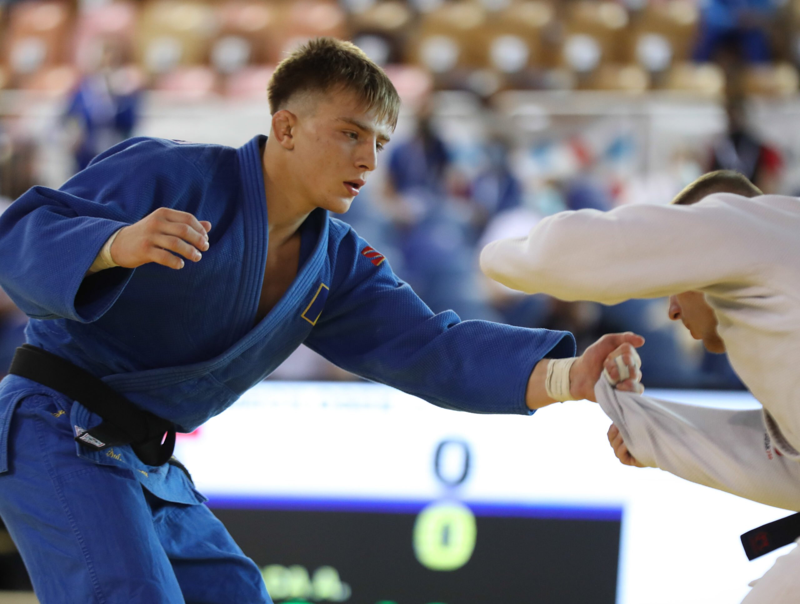 SULCA SECURES HIS JUNIOR EUROPEAN TITLE IN LUXEMBOURG