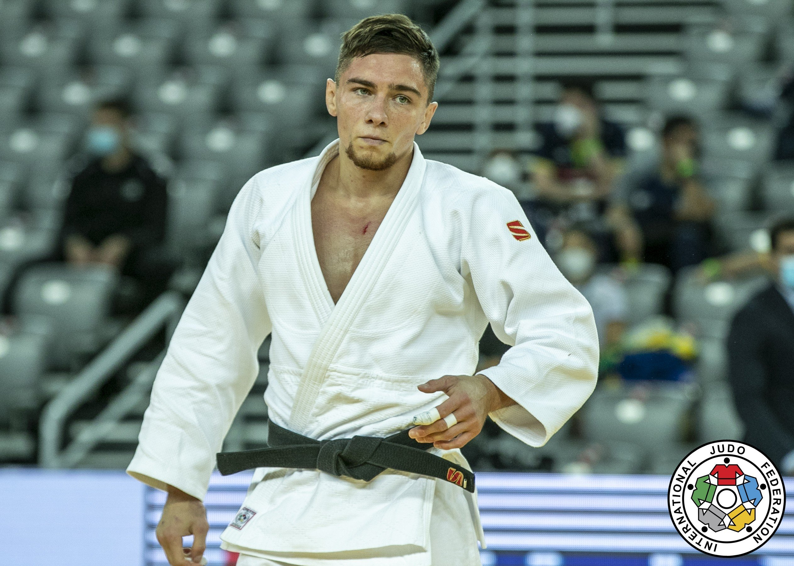VIERU IS CLASS ACT ON OPENING DAY OF ZAGREB GRAND PRIX